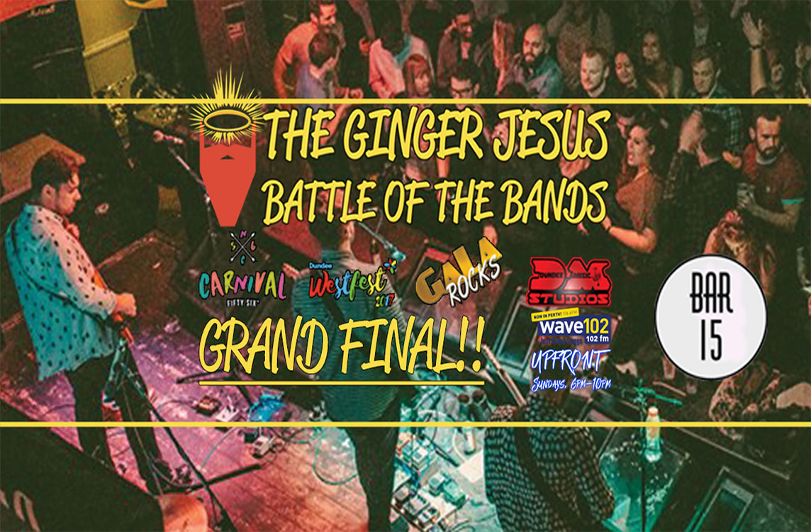 battle of the bands, botb, Gigs in Dundee