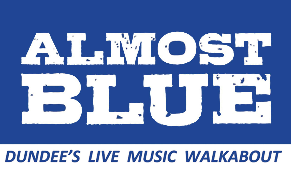 almost blue, Gigs in Dundee