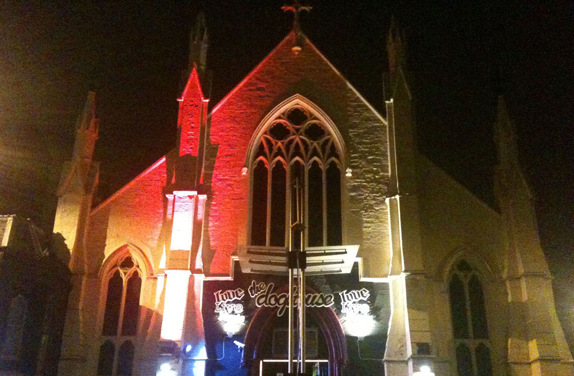 The Doghouse, , Gigs in Dundee